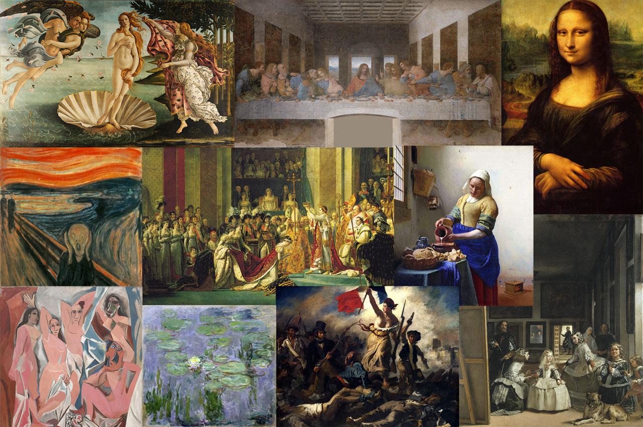 Voici les 10 œuvres les plus incontournables !