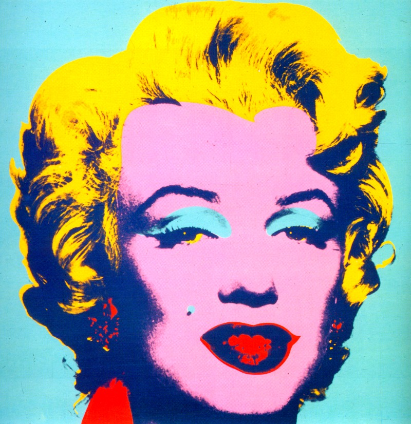 Marilyn d'Andy Warhol.