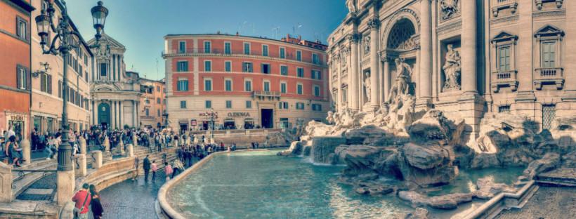 Rome, théâtre d'un polar mené d'une main de maître…
